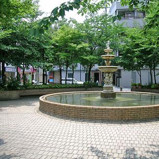 千里山駅周辺エリア